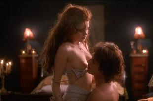 Sherilyn Fenn nude sex Nicolette Scorsese nude and hot sex and Meg Register nude topless – Boxing Helena (1993) 480p