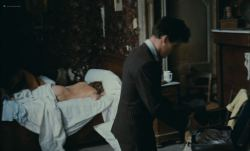 Aurore Clement nude butt bush and topless - Lacombe Lucien (1974) HD 1080p BluRay (7)