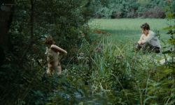 Aurore Clement nude butt bush and topless - Lacombe Lucien (1974) HD 1080p BluRay (5)