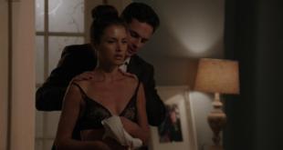 Hannah Ware hot and sexy in bra - Betrayal (2013) s1e4 hdtv720p