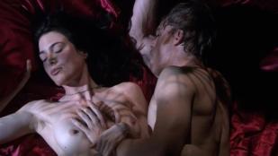 Jaime Murray nude topless – Dexter (2007) Season 2 hdtv720p