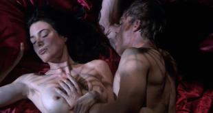 Jaime Murray nude topless - Dexter (2007) Season 2 hdtv720p