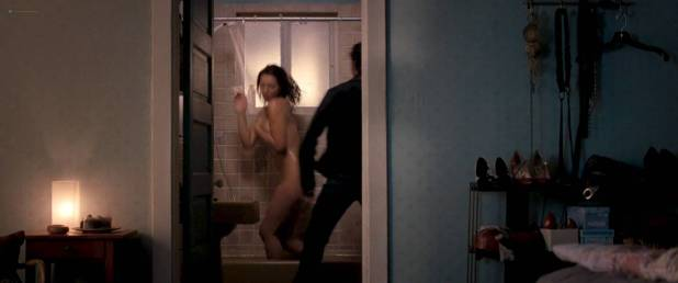 Katherine Heigl nude in the shower but covered the good parts - One for the Money (2011) HD 1080p (13)