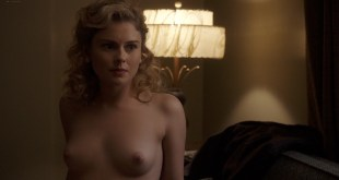 Lizzy Caplan nude topless Rose Mclever nude topless - Masters of Sex (2013) s1e4 HD 1080p (4)