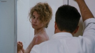 Nancy Travis nude brief nipple in the shower and Faye Grant nude topless and sex – Internal Affairs (1990) hd1080p