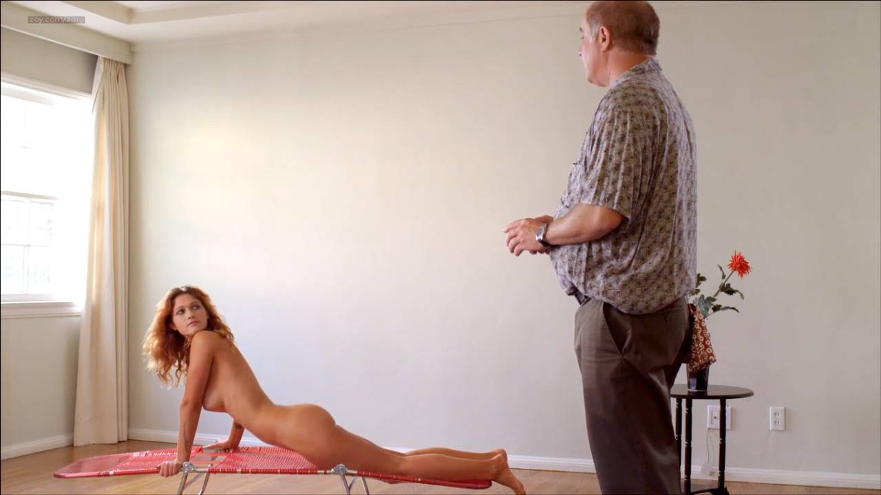 Nicole Fox nude full frontal - Redlands (2014) HD 720p (7)