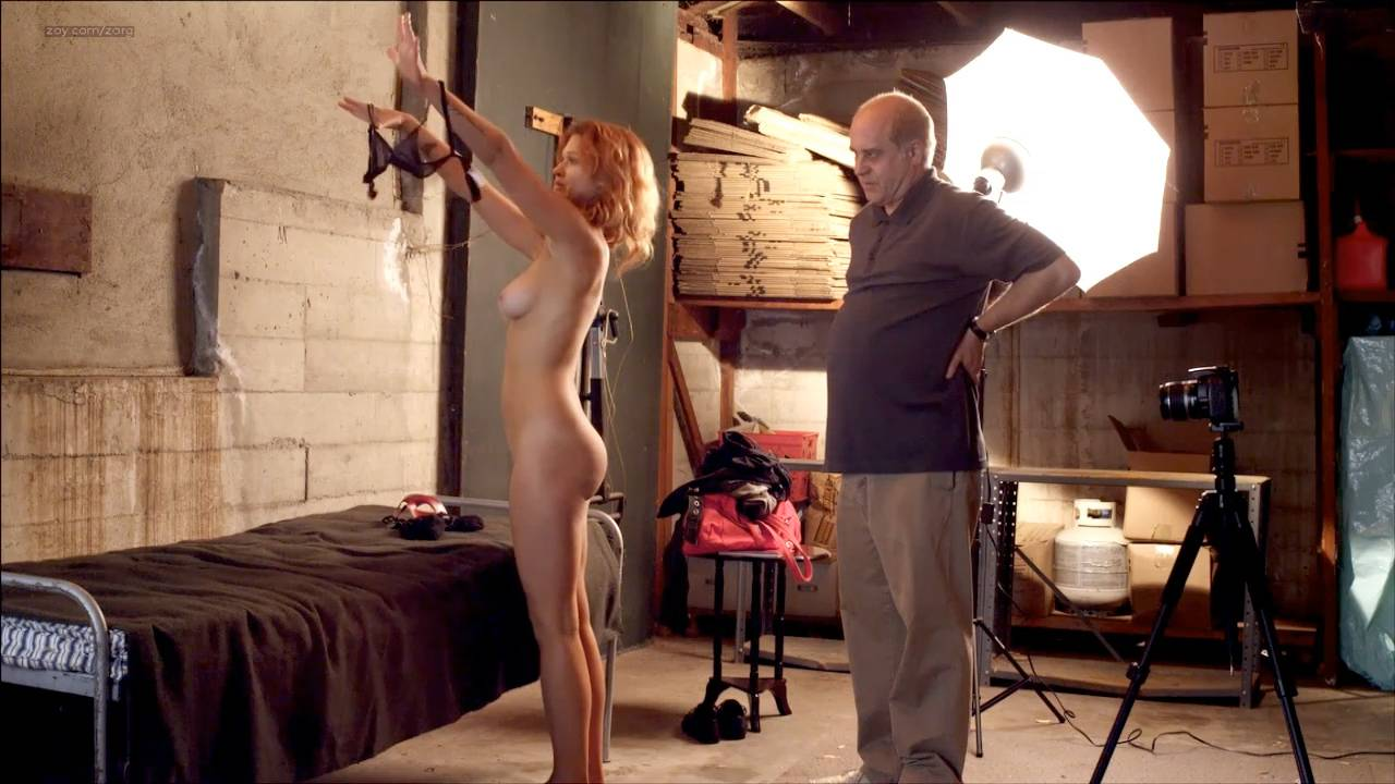 Nicole Fox nude full frontal - Redlands (2014) HD 720p (5)