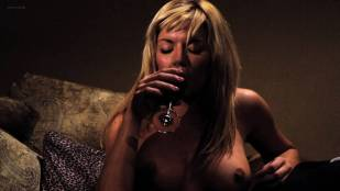 Rena Riffel nude topless - Exit to Hell (2013) hd1080p