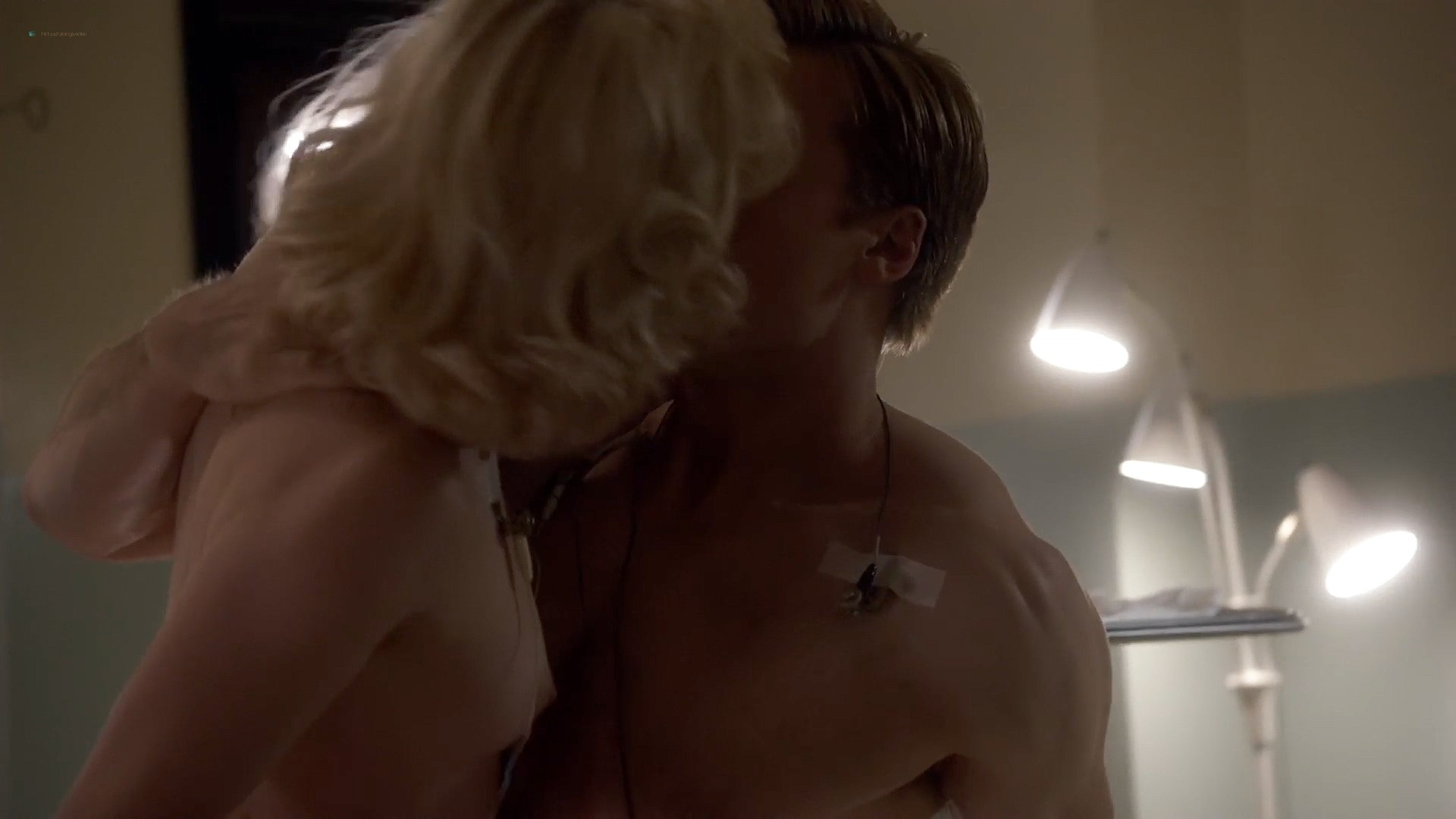 Rose Mclever nude topless and sex and Helene Yorke nude topless - Masters of Sex (2013) s1e5 HD 1080p (5)