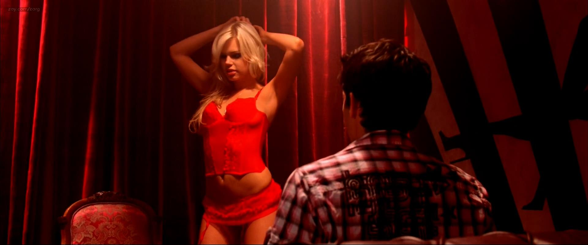 Sophie Monk nude topless as stripper and Janet Montgomery nude and hot sex - The Hills Run Red (2009) hd1080p