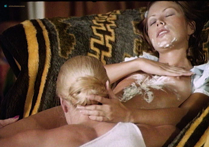 Sylvia Kristel nude topless butt bush and sex others nude too- Julia (NL-1974) (16)
