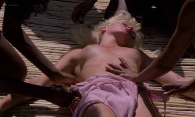 Ursula Buchfellner nude full frontal Aline Mess, Muriel Montossé nude bush and sex - Devil Hunter (DE-FR-1980) HD 720p (11)