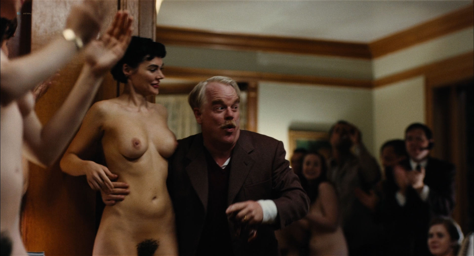 Amy Ferguson nude topless, Liz Clare, Katie Boland nude dancing Amy Adams nude covered and Jennifer Neala Page nude sex - The Master (2012) HD 1080p BluRay (18)
