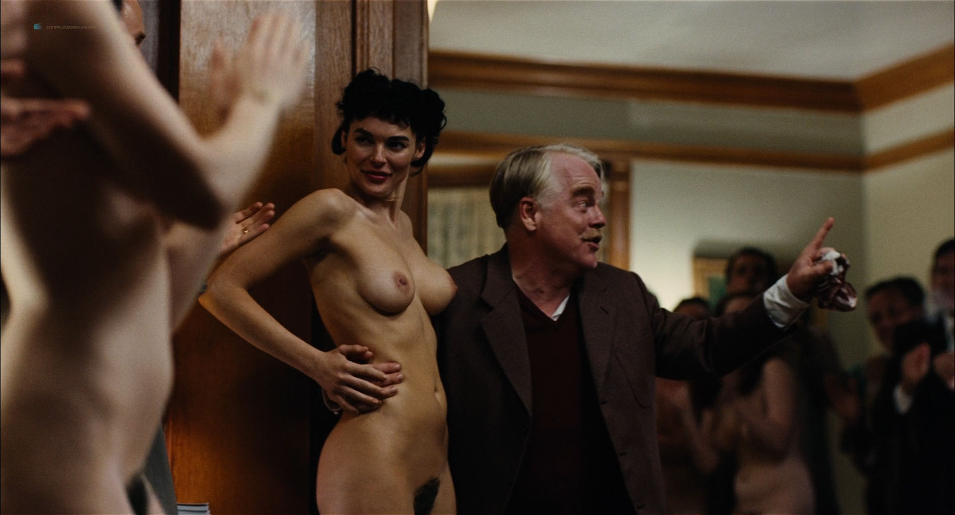 Amy Ferguson nude topless, Liz Clare, Katie Boland nude dancing Amy Adams nude covered and Jennifer Neala Page nude sex - The Master (2012) HD 1080p BluRay (17)