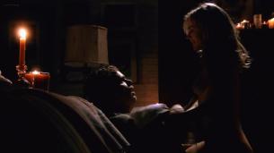 Julie Benz nude side boob - Dexter (2006) s1e8 hd720p