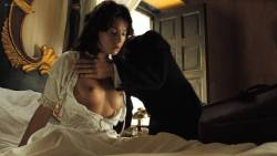 Laura Harring nude Giovanna Mezzogiorno and Ana Claudia Talancón nude sex - Love in the Time of Cholera (2007) HD 720p (12)