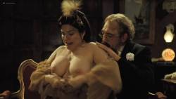 Laura Harring nude Giovanna Mezzogiorno and Ana Claudia Talancón nude sex - Love in the Time of Cholera (2007) HD 720p (10)