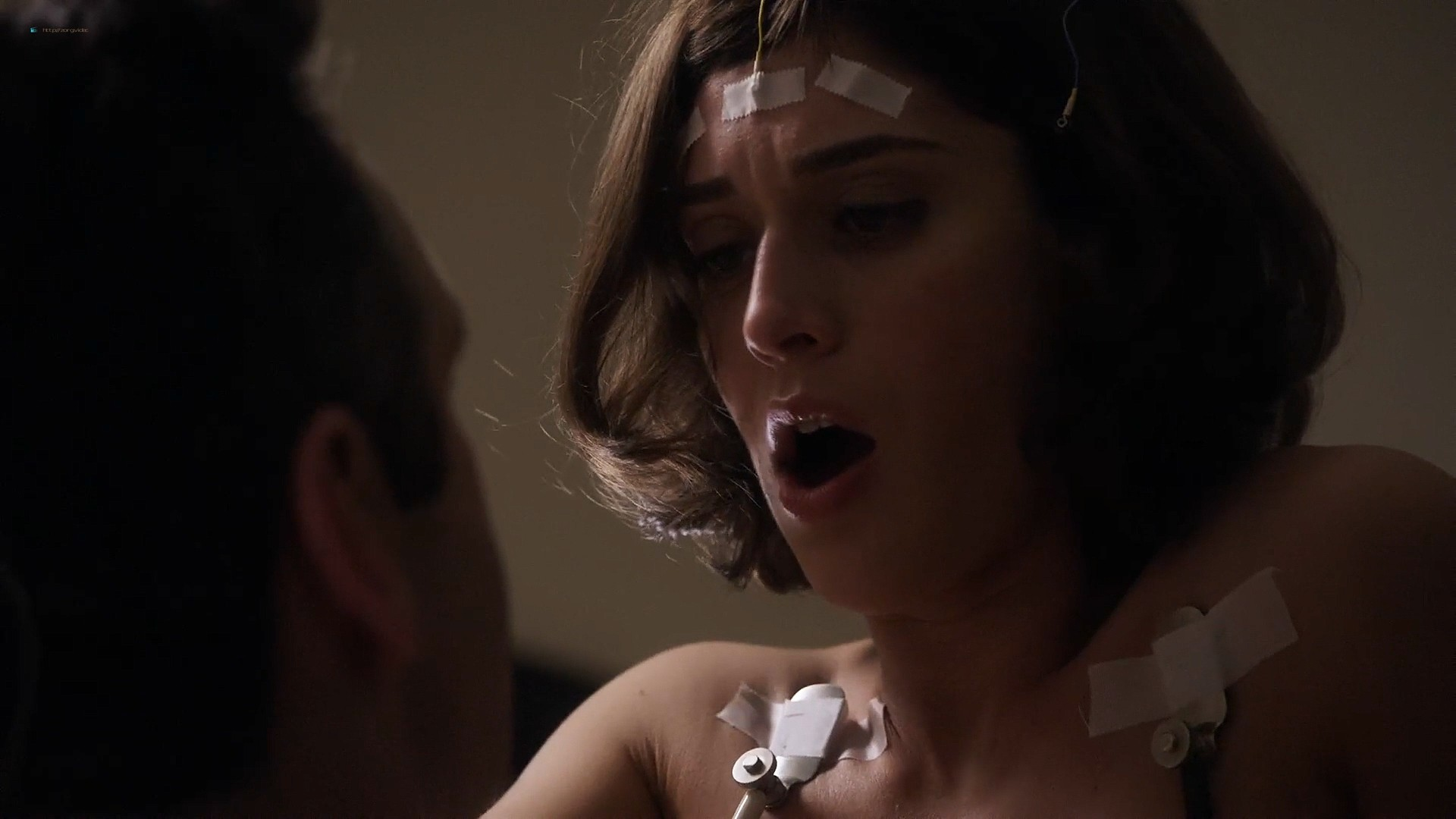 Lizzy Caplan nude sex Rose Mclever nude topless - Masters of Sex (2013) s1e7 HD 1080p (1)