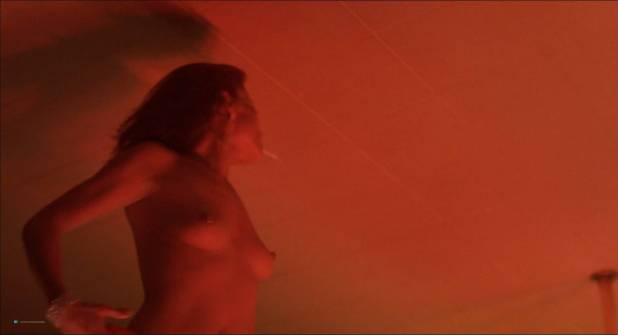 Marisa Tomei nude topless and sex and Lili Taylor sex and see through - Factotum (2005) (2)