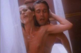 Patsy Kensit nude topless and sex and Jennifer Rubin nude sex threesome - Bitter Harvest (1993)
