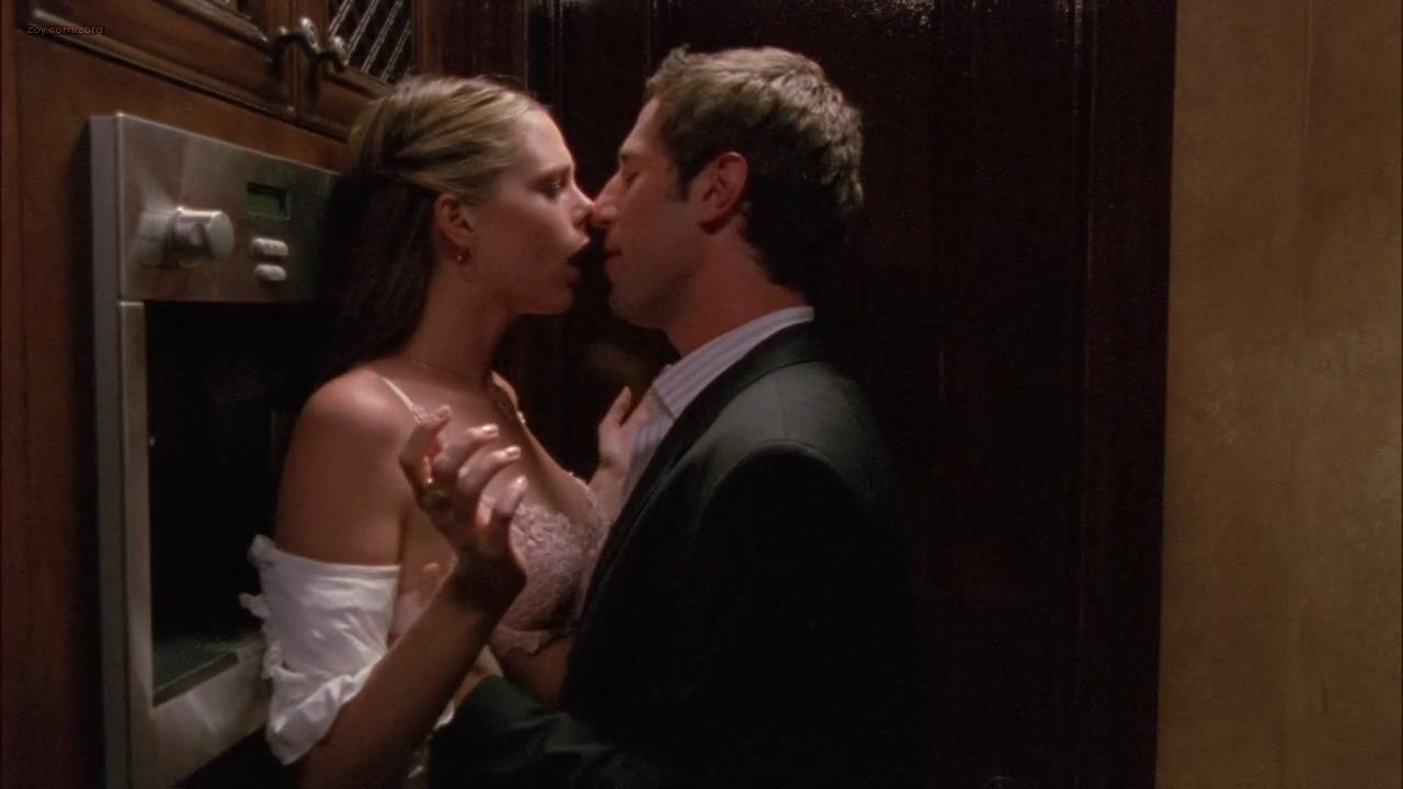 Sara Foster hot sexy and cute - Bachelor Party 2 (2008) hd720p