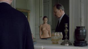 Judith Godreche nude topless and bush - La Desenchantee (FR-1991)