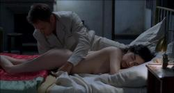 Amira Casar nude full frontal and explicit sex- Anatomie de l'enfer (2004)