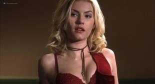 Elisha Cuthbert hot side boob Sung Hi Lee and Amanda Swisten nude topless - The Girl Next Door (2004) hd1080p