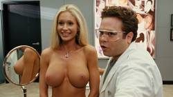 Jessica Alba hot sexy, Chelan Simmons, Yasmine Vox and other's nude – Good Luck Chuck (2007) HD 1080p BluRay (18)