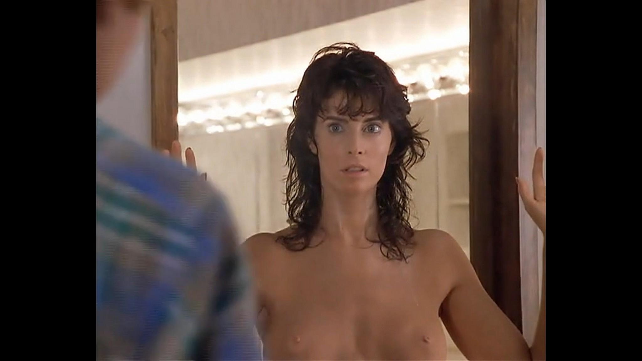 Joan Severance nude topless - See No Evil Hear No Evil (1989) HD 720/1080p (13)