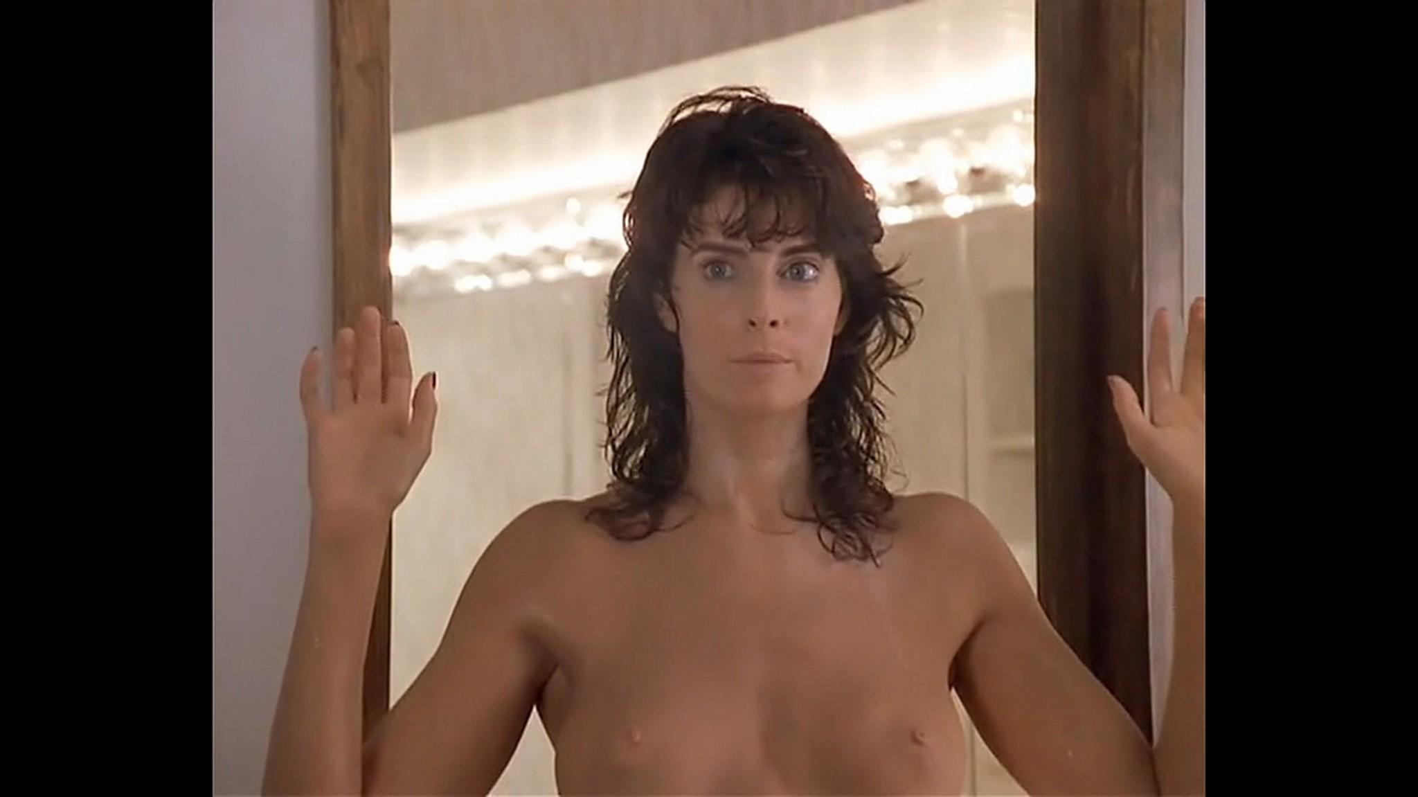 Joan Severance nude topless - See No Evil Hear No Evil (1989) HD 720/1080p (12)