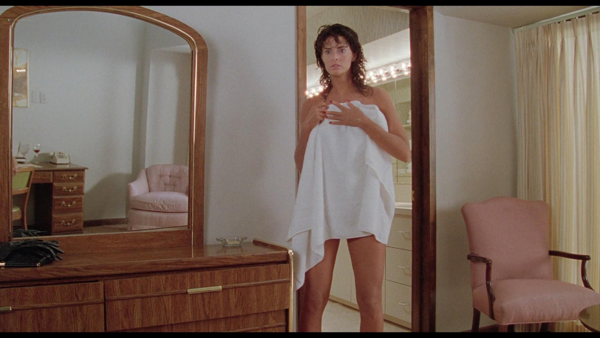 Joan Severance nude topless - See No Evil Hear No Evil (1989) HD 720/1080p (4)