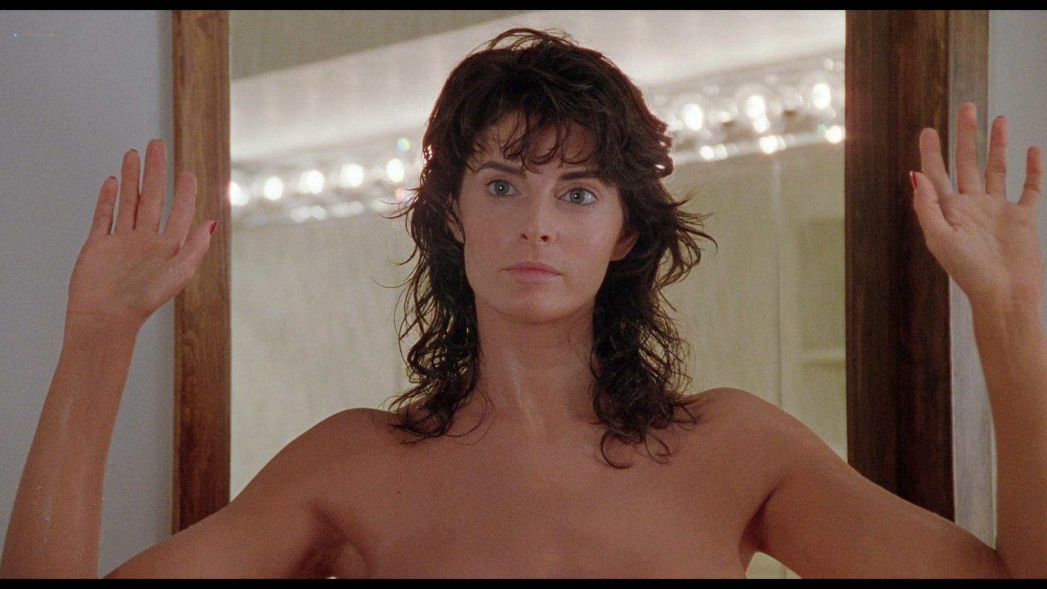 Joan Severance nude topless - See No Evil Hear No Evil (1989) HD 720/1080p (3)