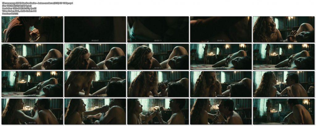 Karolina Staniec nude topless and butt - Jestem morderca (2016) HD 1080p (1)