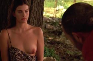Rachel Weisz nude topless and Liv Tyler nude topless and sex –  Stealing Beauty (1996)