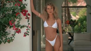 Nicollette Sheridan hot in bikini - The Sure Thing (1985) hd1080p