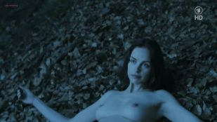 Nina Hoss nude full frontal bush and skinny dipping - Das Herz ist ein dunkler Wald (2008) HDTV 720p