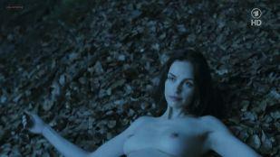 Nina Hoss nude full frontal bush and skinny dipping - Das Herz ist ein dunkler Wald (2008) HDTV 720p