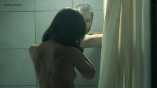 Sarah Roemer nude side boob and hot sex - Chosen (2013) s2e4