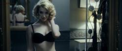 Shauna Macdonald not nude but very hot and Imogen Poots hot in lingerie - Filth (2013)