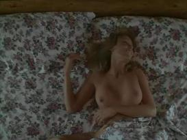 Tanya Roberts nude sex and Joan Severance nude topless and sex -  Almost Pregnant (1992)