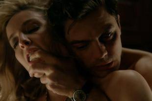 Annabelle Wallis hot sex but no skin in – Fleming (2013) part one hd720p
