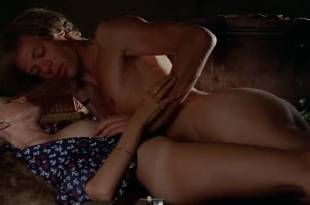 Bulle Ogier nude topless and sex Valérie Lagrange nude topless – La Vallée (FR-1972)