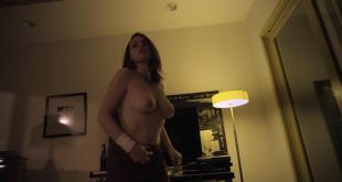 Hannah Hughes nude topless - VHS 2 (2013) hd1080p