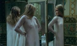 Lisbeth Hummelnude topless bush and labia - The Beast (1975)