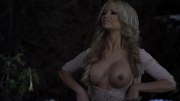 Mindy Robinson nude topless huge fake boobs- The Haunting of Whaley House (2012) hd720p