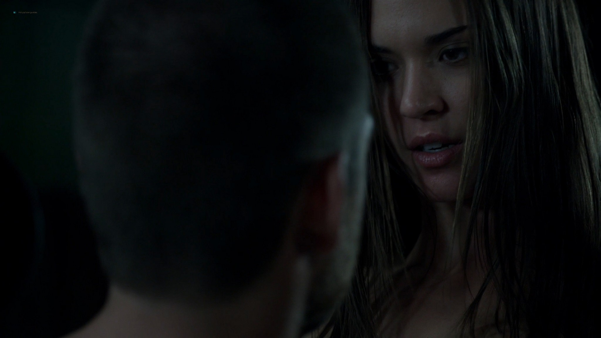 Odette Annable nudehot sex butt and side boob - Banshee (2014) s2e1-2 HD 1080p (8)