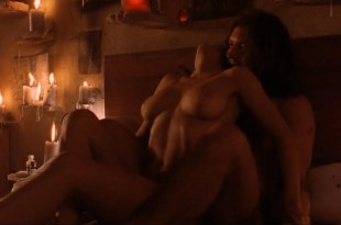 Salma Hayek nude topless and sex – Desperado (1995) hd1080p