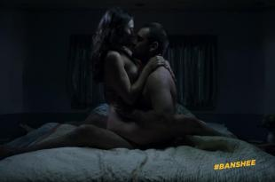 Trieste Kelly Dunn nude topless and sex – Banshee (2014) s2e3 hd720/1080p