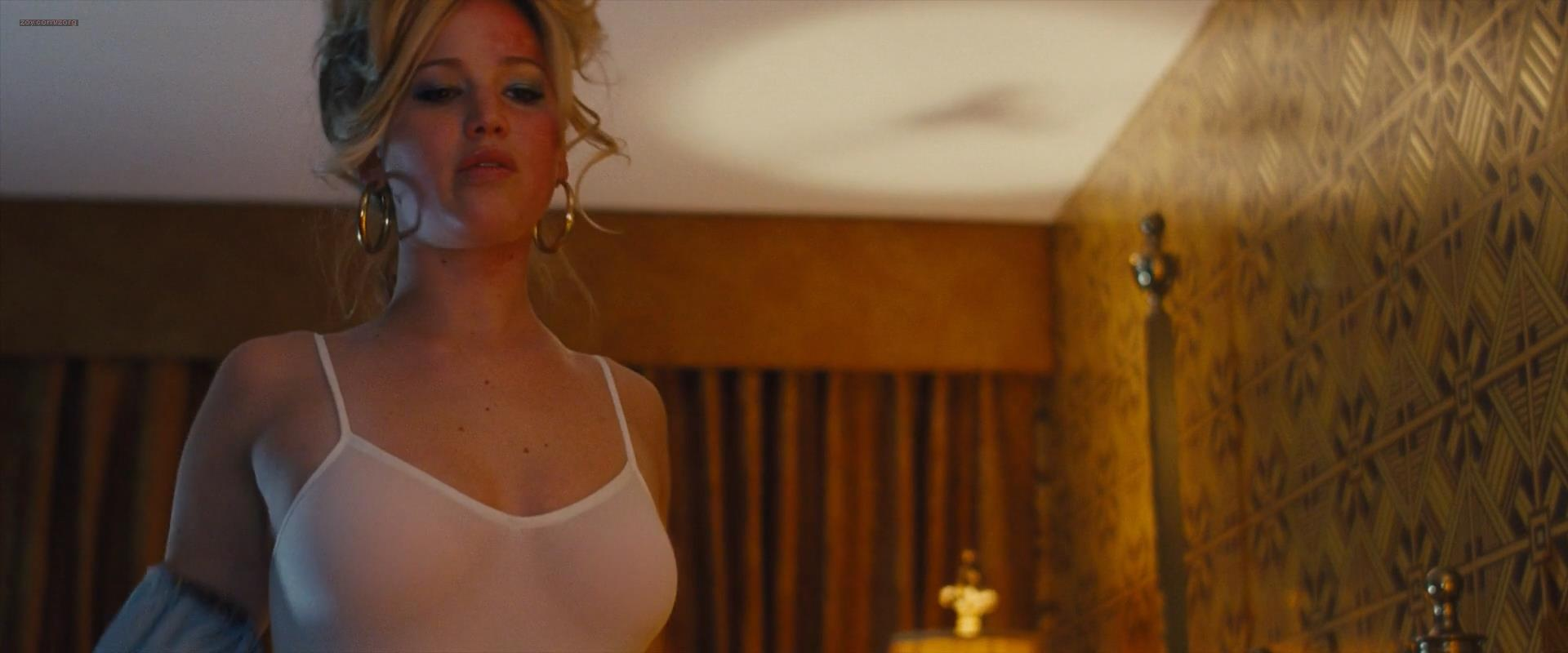 Jennifer Lawrence very hot - American Hustle (2013) hd1080p